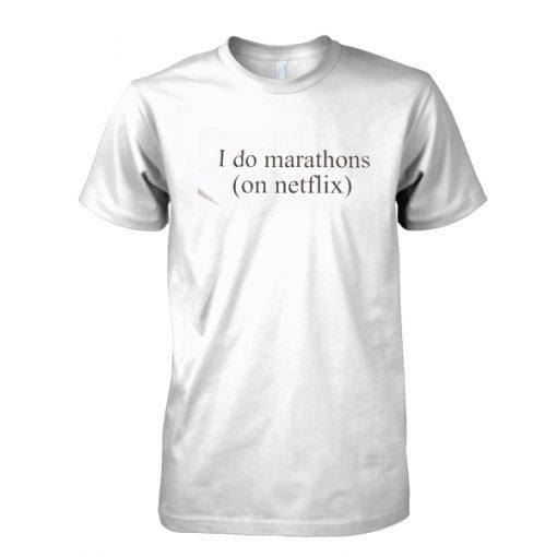 i-do-marathons-t-shirt