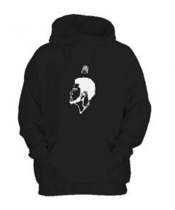 j cole art hoodie