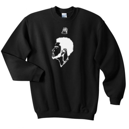 j cole art sweatshirt