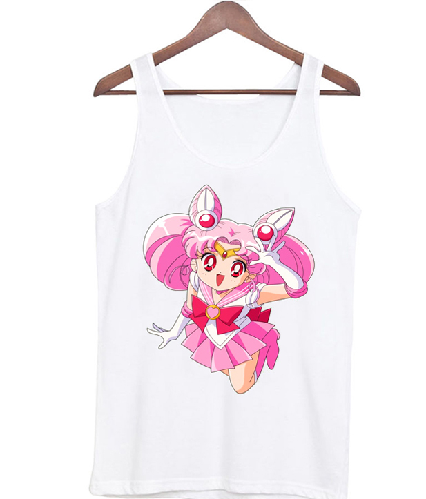 sailor chibi moon tanktop