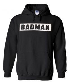 badman hoodie