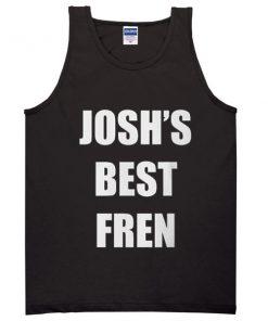 joshs best fren tanktop