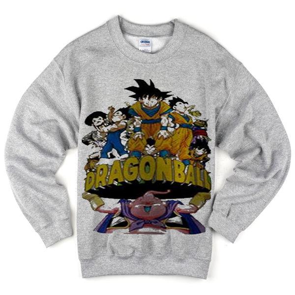 Dragonball Sweatshirt