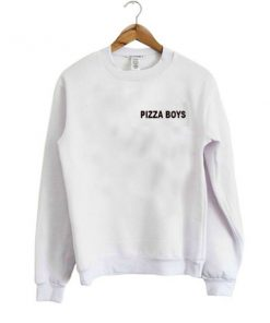Pizza Boys Sweatshirt