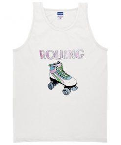 Roller-Girl Tanktop