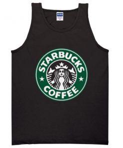 Starbucks logo tanktop