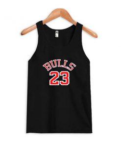 bulls 23 tanktop