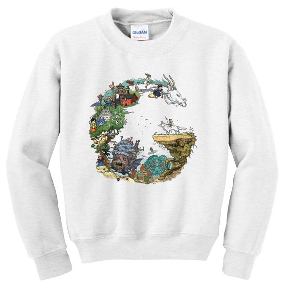 chihiro sweatshirt