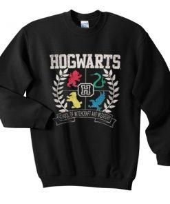 hogwart sweatshirt
