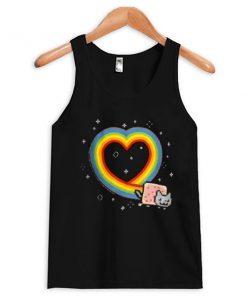 love rainbow tanktop
