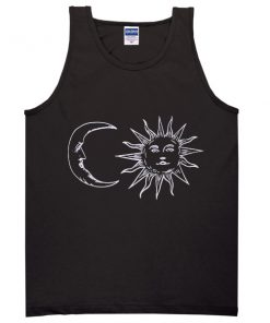 moon and sun tanktop