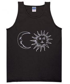moon and sun tanktop