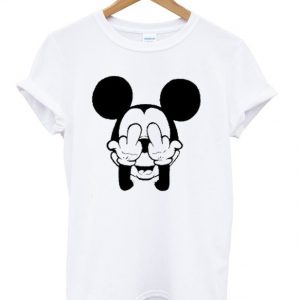 Mickey Mouse Crop T-shirt