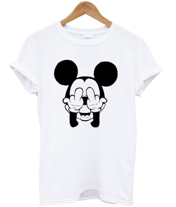 mickey mouse t shirt damen mickey mouse t shirt damen. Black Bedroom Furniture Sets. Home Design Ideas