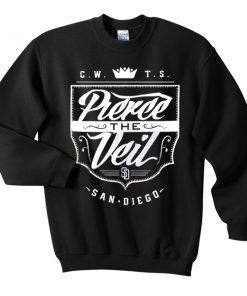 Pierce The Veil California Sweatshirt