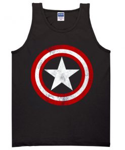 captain america tanktop