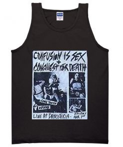 confusion is sex tanktop