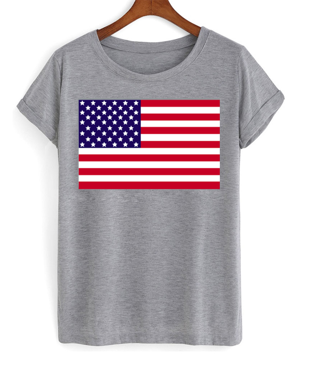 Classic american flag t shirt for All american classic shirt