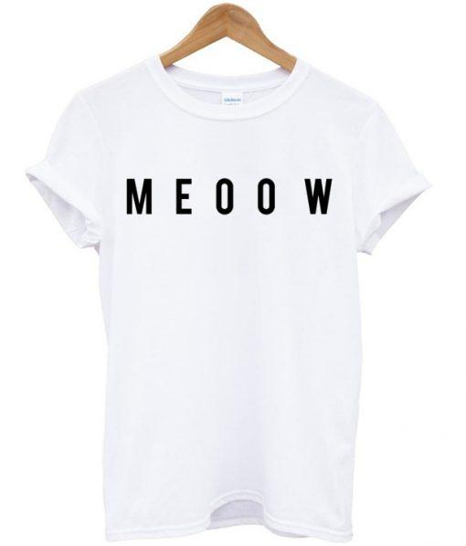 MEOOW T-shirt