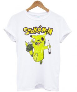 Smoken pokemon t-shirt