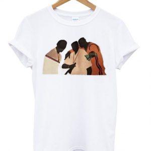 black brother t-shirt