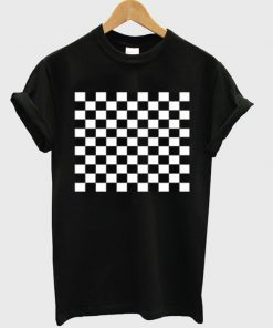 chess board t-shirt