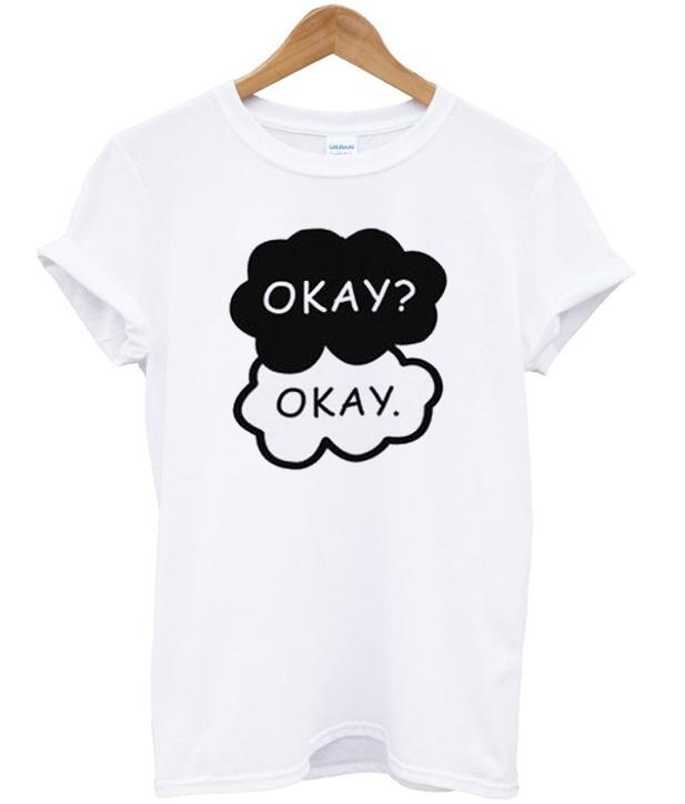 okay t-shirt