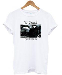 the damned phantasmagoria t-shirt