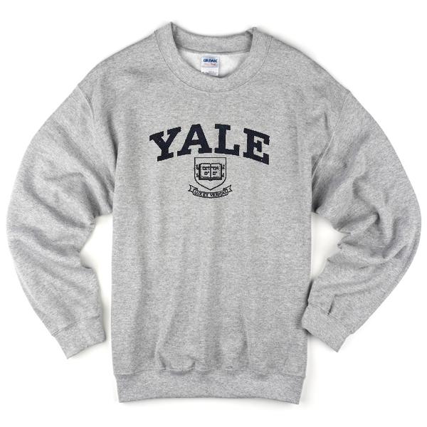 yale crew sweatshirt