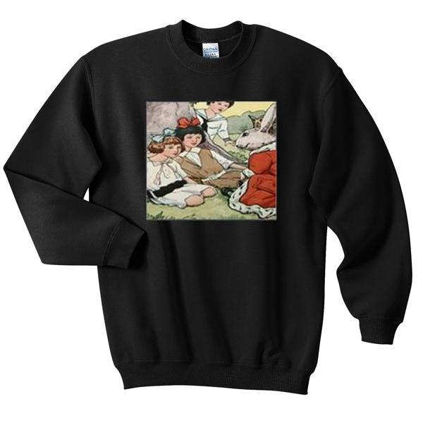 Vintage Osterhasen sweatshirt