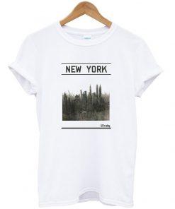 New York 518 Broadway Tshirt