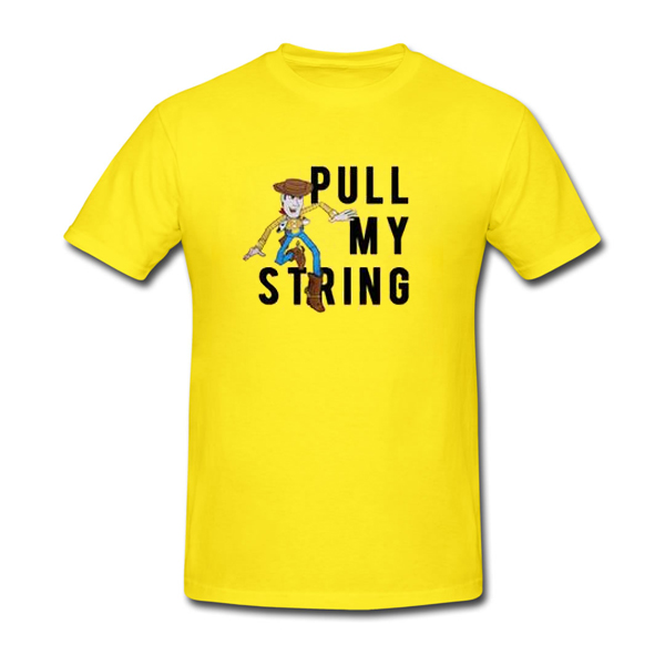 Toy Story Pull My String T Shirt
