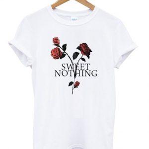 sweet nothing tshirt