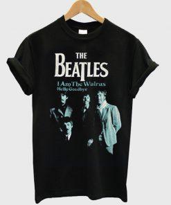 the beatles i am the walrus hello goodbye t-shirt