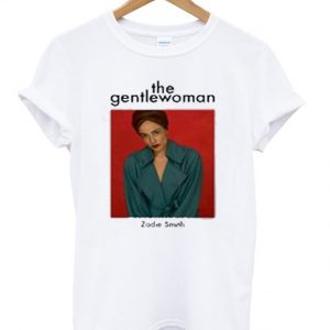 the gentlewoman zadie smith t-shirt