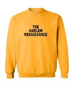 the harlem renaissance sweatshirt