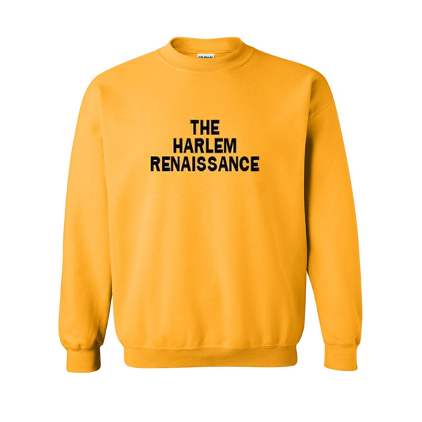 the harlem renaissance sweatshirt