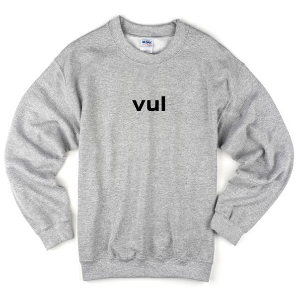 vul sweatshirt