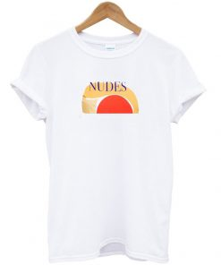 nudes t-shirt