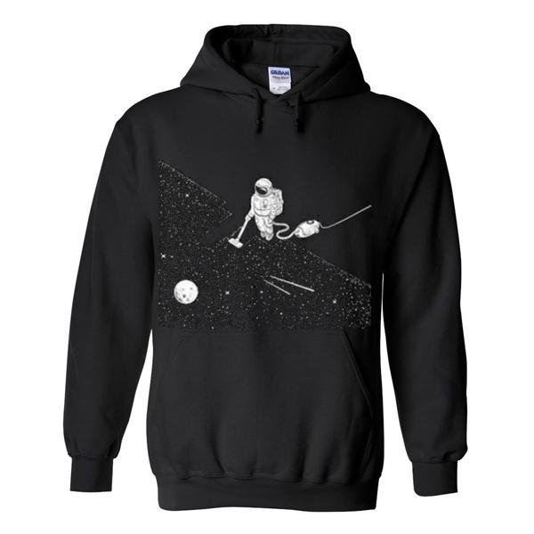 vacum of space hoodie