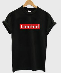 limited tshirt