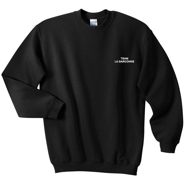 team la garconne sweatshirt
