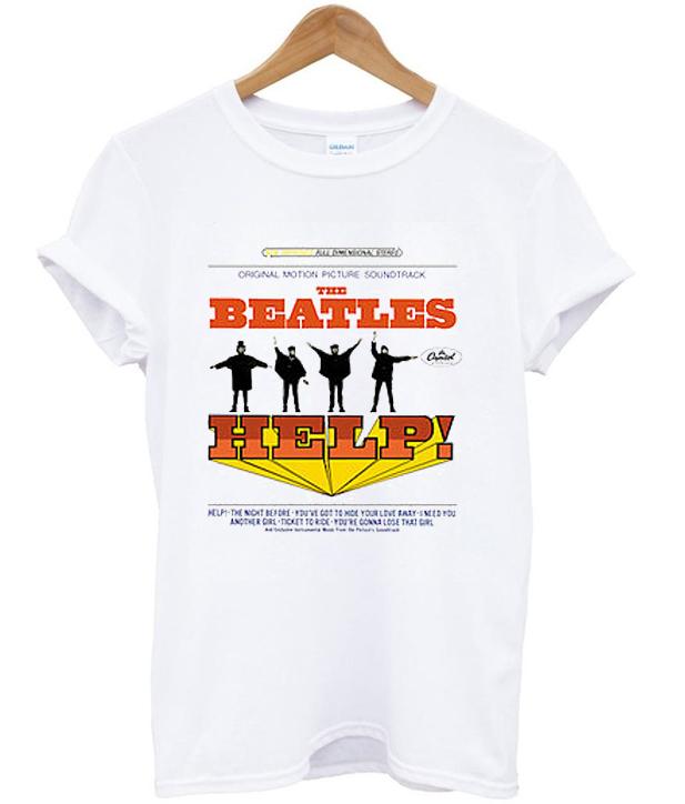 The BeatlesHelp T-Shirt