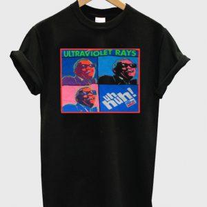Ultraviolet Diet Pepsi Ray Charles Uh Huh T shirt