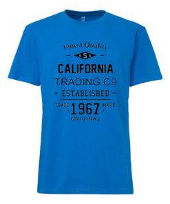 finest quality california tshirt