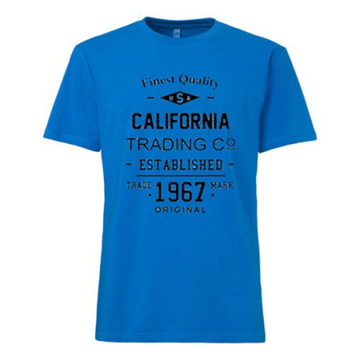 finest quality california tshirt