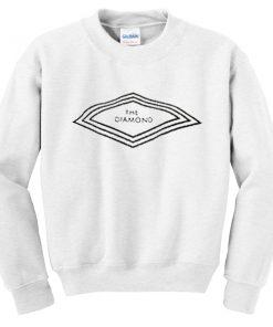 the diamond sweatshirt