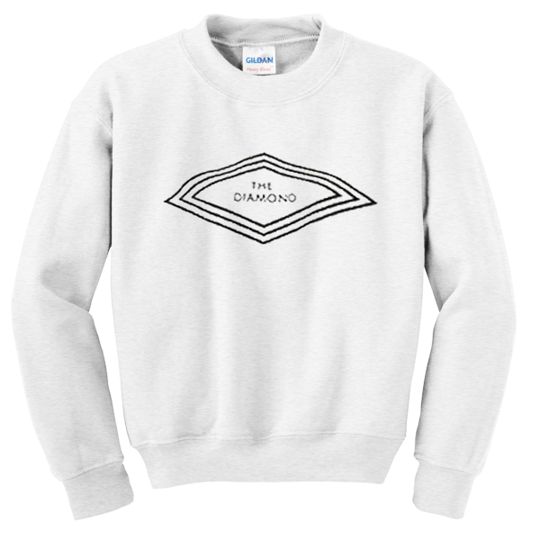 the diamond sweatshirt