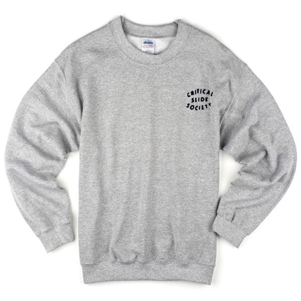 aaf9529c66 Critical Slide Society Sweatshirt
