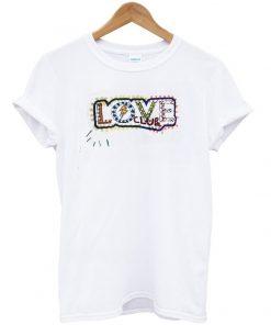 love club t-shirt